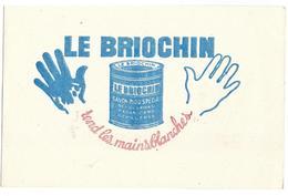 BUVARD - LE BRIOCHIM Rend Les Mains Blanches - Parfums & Beauté