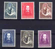 1950  Luxembourg, Pupilles De La Nation, 433 / 438**, Cote 140 € - Luxembourg