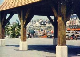Trouville - Sur Mer - Calvados - Vue Originale De Son Port De Pesche - Formato Grande Viaggiata Mancante Di Affrancatura - Cartoline