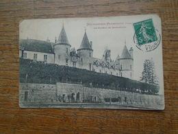 Neufchâteau-frébécourt , Le Château De Bourlémont - Neufchateau
