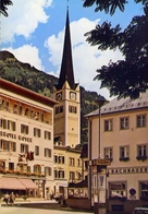 Weltkurort Bad Hofgastein An Der Tauembahn - Salzburg - Formato Grande Non Viaggiata – E 9 - Cartoline