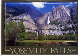 Yosemite Fallas - Formato Grande Viaggiata – E 9 - Cartoline