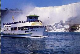 Niagara Falls - The Maid Of The Mist - Formato Grande Non Viaggiata – E 9 - Cartoline
