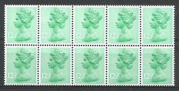 Great Britain 1982. Scott #MH80 (MNH) Machins * - 1952-.... (Elizabeth II)