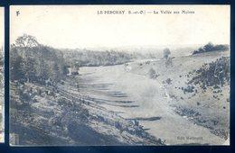 Cpa Du 95 Le Perchay La Vallée Aux Moines   YN44 - Sonstige Gemeinden