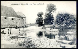 Cpa Du 95 Le Perchay La Mare Aux Canards (2)  YN44 - Sonstige Gemeinden
