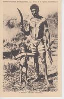 "CPA ""Natives"" Avec Leur Boumerang (boomerang) - Très Beau Plan - Aborigènes"