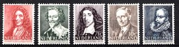 Pays-Bas 1947  Mi.nr: 490-494 Sommermarken  MNH / POSTFRIS / NEUF SANS CHARNIERE - Periode 1891-1948 (Wilhelmina)