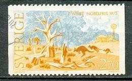 Suède - Schweden - Sweden 1985 Y&T N°1350 - Michel N°1368 (o) - 2,70k P White - Oblitérés