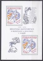 Czechoslovakia1976: Michel Block33mnh** - Blocks & Sheetlets