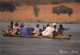 République Du Niger - Sur Le Fleuve Niger - En Route Pour Le Marché - Niger