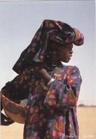 République Du Niger - Jeune Fille Kanouri De Fachi - Niger