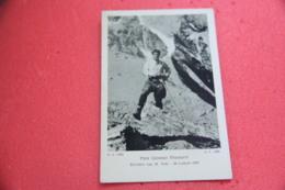 Cuneo Monviso  Presso Crissolo Spedizione Di Ritorno Per L' Alpinista Pier Giorgio Frassati Nel 1923 NV - Altre Città