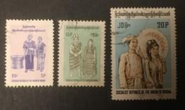 BURMA -  (0) - 1974 - # - Myanmar (Birmanie 1948-...)