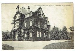 ALLIER 03 DOMPIERRE SUR BESBRE Château De La Motte - Autres Communes