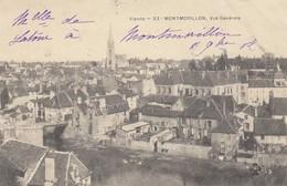 86 - Vienne - Montmorillon - Un Beau Panorama - Montmorillon