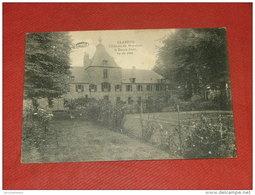 CLABECQ  -  Château De Monsieur Le Baron Snoy , Vu De Côté - Tubeke