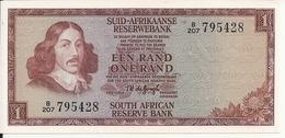 AFRIQUE DU SUD 1 RAND ND1973 UNC P 116 A - Afrique Du Sud
