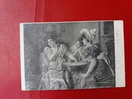 G. Martin - Le Carte Dicono ... - La Cartomante - Cartoline