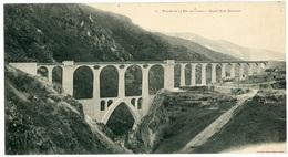 Vallée De La Tet - Grand Pont Séjourné  - Carte Lettre Grand Format - Voir Scan RV - Frankreich