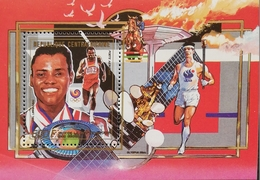 Central African Republic 1988 Summer Olympics, Seoul S/S - Central African Republic