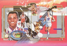 Central African Republic 1988 Summer Olympics, Seoul S/S IMPERF. - Central African Republic