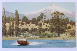 Lago Y Volcan Villarica, Chile - Chile