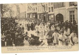 12 - Louvain - Couronnement De La Statue Miraculeuse De N.D. Des Fièvres Le 16 Juin 1907 - La Procession - Leuven