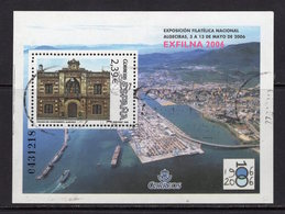España 2006. Hoja Bloque De EXFILNA'06. Ed 4236. Usados. O. - 1931-Today: 2nd Rep - ... Juan Carlos I