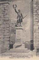 87 - Haute-Vienne - St-Jean-Ligoure - Monument Des Soldats Morts Pour La France - Autres Communes