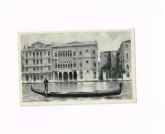 Palazzo Ca D'Oro.Gondole.Expédié à Janzé (Ille-et-Villaine/France) - Venezia