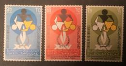 UNITED ARAB EMIRATES - MH* - 1973 - # 30/32 - United Arab Emirates (General)