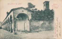 V.243.  Un Saluto Da Forlì - Chiesa Di S. Biagio - 1904 - Forlì