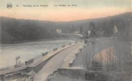Barrage De La GILEPPE - Le Tablier Du Pont - Gileppe (Stuwdam)