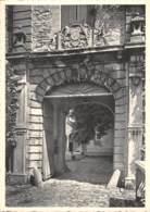 CPM - Château D'ECAUSSINES-LALAING - Porte D'entrée Début XVIIIe Siècle - Ecaussinnes
