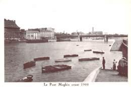 CPM - LIEGE - Le Pont Maghin Avant 1900 - Liege
