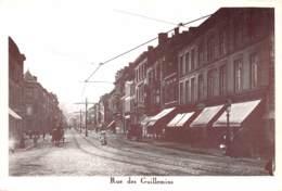 CPM - LIEGE - Rue Des Guillemins - Liège