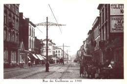 CPM - LIEGE - Rue Des Guillemins En 1900 - Liège