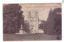 SAINT ANTOINE St Antonius Chateau Kapellenhof Du Notaire Fontaine - Zoersel