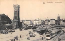 OOSTENDE - De Statieplaats - Oostende