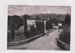 SOLIGHETTO (TV),  Asilo E Monumento Ai Caduti - F.G. - Anni  '1950 - Treviso