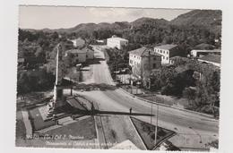 COL SAN MARTINO  (TV), Nuove Scuole Elementari E Monumento Ai Caduti  - F.G. - Anni  '1950 - Treviso