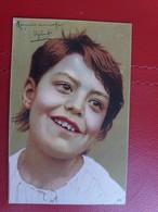 La Bambina Che Sorride, Anno 1903 / The Little Girl Who Smiles - Bambini