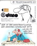GERMANY(chip) - Cartoon/Uli Stein, Dimo(O 087), Tirage 3000, 05/92, Mint - Comics