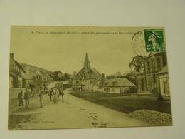 SEINE MARITIME-4-PLACE DE BEAUSSAULT-ENTRE FORGES LES EAUX ET NEUFCHATEL EN BRAY-ED J BEAUVAL SERQUEUX-ANIMEE - France