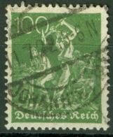Deutsches Reich 187a O Gepr. Infla - Deutschland