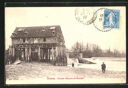 CPA Chatres, Ancien Moulin De Boutet - France
