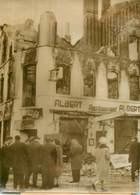 """PHOTO ORIGINALE DE PRESSE """"Belgique, Ciney, 6 Morts Dans L'incendie D'un Hotel"""" - Photographs"""