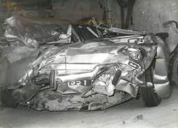 "PHOTO ORIGINALE DE PRESSE ""Accident Auto"" - Automobiles"