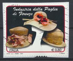 °°° ITALIA 2014 - INDUSTRIA DELLA PAGLIA DI FIRENZE °°° - 2011-...: Usati